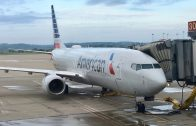 Full Flight: American Airlines B737-800 Pittsburgh to Chicago (PIT-ORD)
