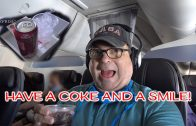 Flying during Covid | When a coke is an upgrade…American Airlines from Dallas to Tampa