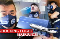 Shocking Business Class Flight to Dubai – Dubai Arrival Procedures
